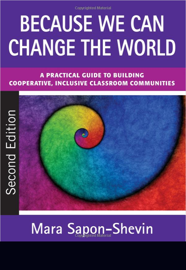 Because We Can Change the World book cover