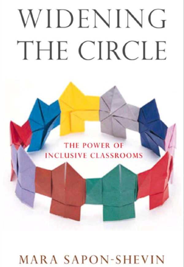Widening the Circle book cover